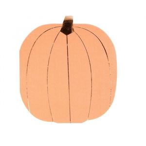 Servetten Pumpkin Pastel Halloween (16st) Meri Meri