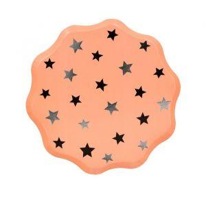 Borden Pastel Halloween Stars (8st) Meri Meri