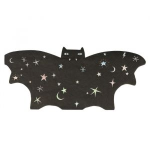 Servetten Sparkle Bat (16st) Meri Meri
