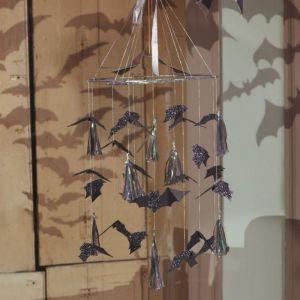 Kroonluchter Bat Halloween Meri Meri