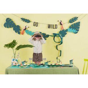 Verjaardagskaart Jungle Go Wild Meri Meri