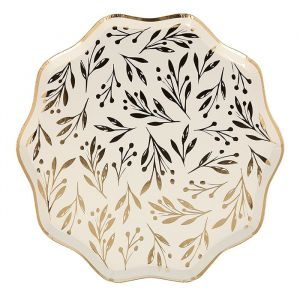 Bordjes Gold Leaf (8st) Meri Meri