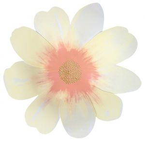Bordjes Flower Garden (8st) Meri Meri