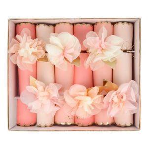 Feest crackers Floral Blossom (6st) Meri Meri