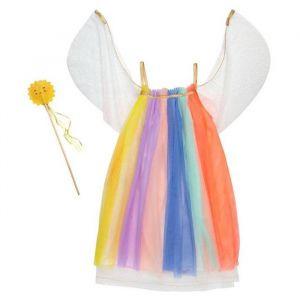 Verkleedset regenboog Meri Meri