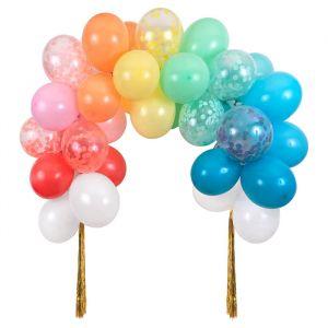 Ballonnenboog Regenboog Meri Meri