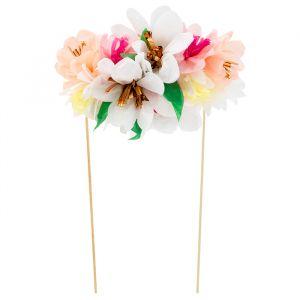 Taarttopper Flower Bouquet Meri Meri