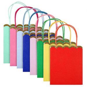 Tasjes Multi-Color (8st) Meri Meri