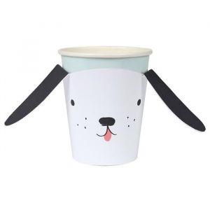 Bekertjes Hond (8st) Meri Meri