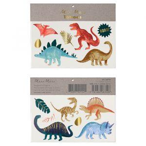 Plaktattoos Dinosaur Kingdom Meri Meri