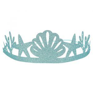Feestkroontjes Mermaid Tail (8st) Meri Meri