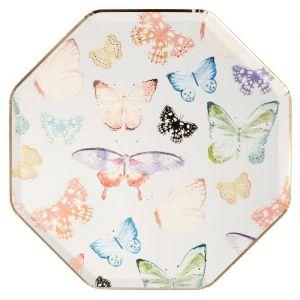 Borden Butterfly Fairy (8st) Meri Meri