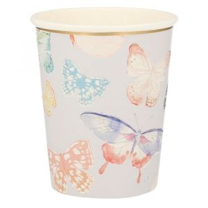 Bekertjes Butterfly Fairy (8st) Meri Meri