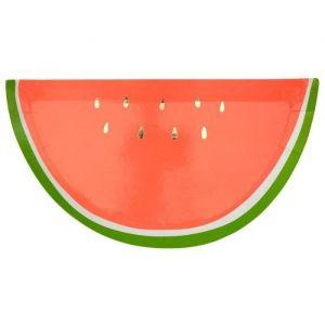 Bordjes Watermeloen (8st) Meri Meri