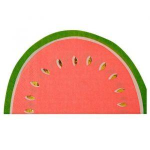 Servetten Watermeloen (16st)