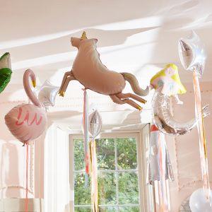 Folieballon Unicorn Meri Meri