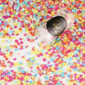 Confetti push pop multi