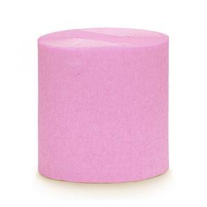 Crepe slinger roze 10m (4st)