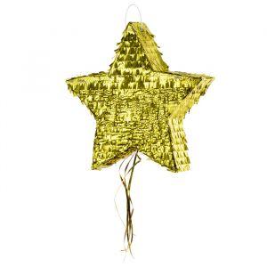Pinata Ster goud