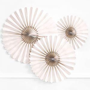 Paper Fans beige (3st)