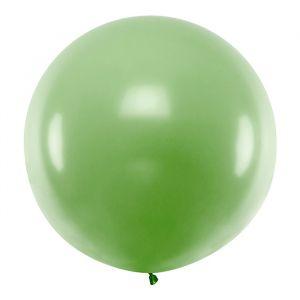 Mega ballon Groen 1m