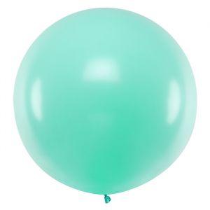 Pastel ballon mint (1m)