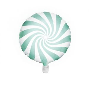 Folieballon Candy mint (45cm)