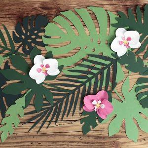 Decoratie Orchideeën Aloha Collectie (6st)