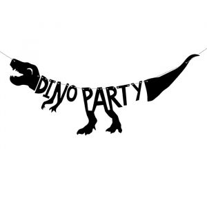 Slinger Dinosaurus Dino Party