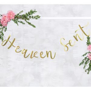 Slinger goud Heaven Sent