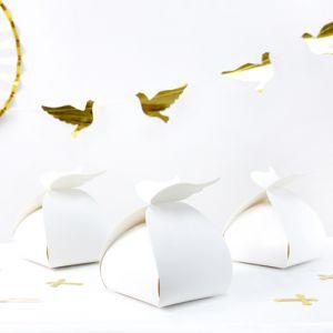 Bedankdoosjes (10st) Wings