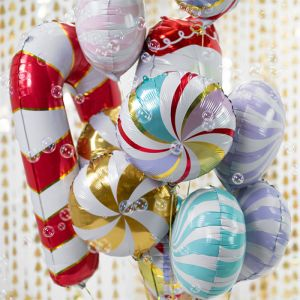 Folieballon Candy multimix