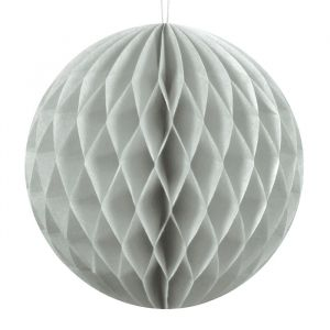 Honeycomb licht grijs