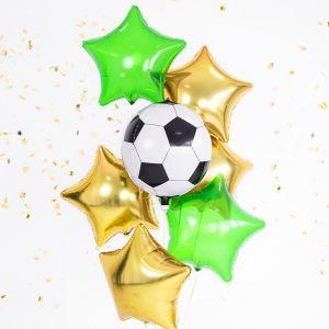 Folieballon Voetbal 40cm