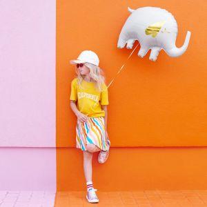 Folieballon olifant (61cm)