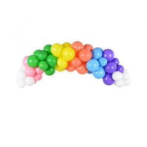 Ballonnenboog rainbow