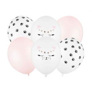 Ballonnenmix Cat Collection (6st)