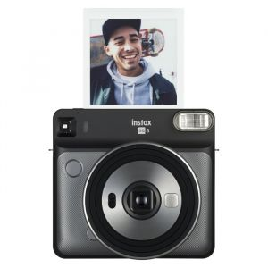 Fujifilm Instax SQ6 Square camera graphite Gray