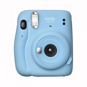 Instax Mini 11 Camera Sky Blue