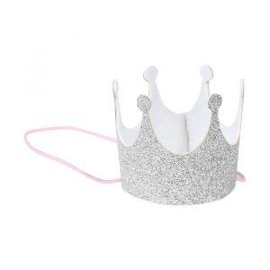 Party kroon zilver Souza