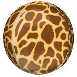 Orbz folieballon Giraf (40cm)