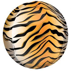 Orbz folieballon Tijger (40cm)