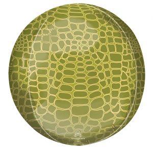 Orbz folieballon Alligator (40cm)