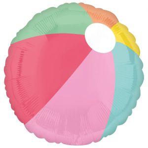 Folieballon strandbal (40cm)