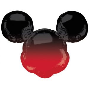 Folieballon Mickey Mouse ombre (68cm)
