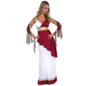 Romeinse godin kostuum dames