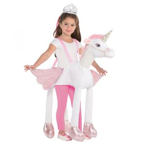 Unicorn ride on (3-8 jaar)