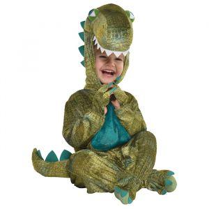 Baby Dinosaurus jumpsuit (1-2 jaar)