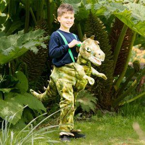 Dinosaurus ride on (3-5 jaar)
