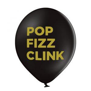 Ballonnen Pop Fizz Clink (6st)